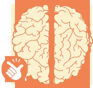 ilustracao o que acontece no cerebro dos alunos