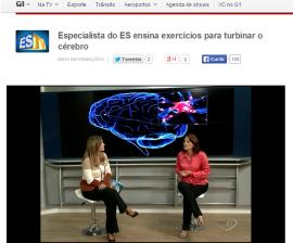 SUPERA fala sobre neuroplasticidade na TV