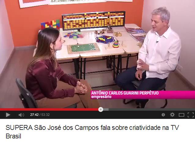 SUPERA-sao-jose-dos-campos-na-TV-BRASIL-sobre-criatividade-